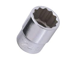 12 Point Hand Socket
