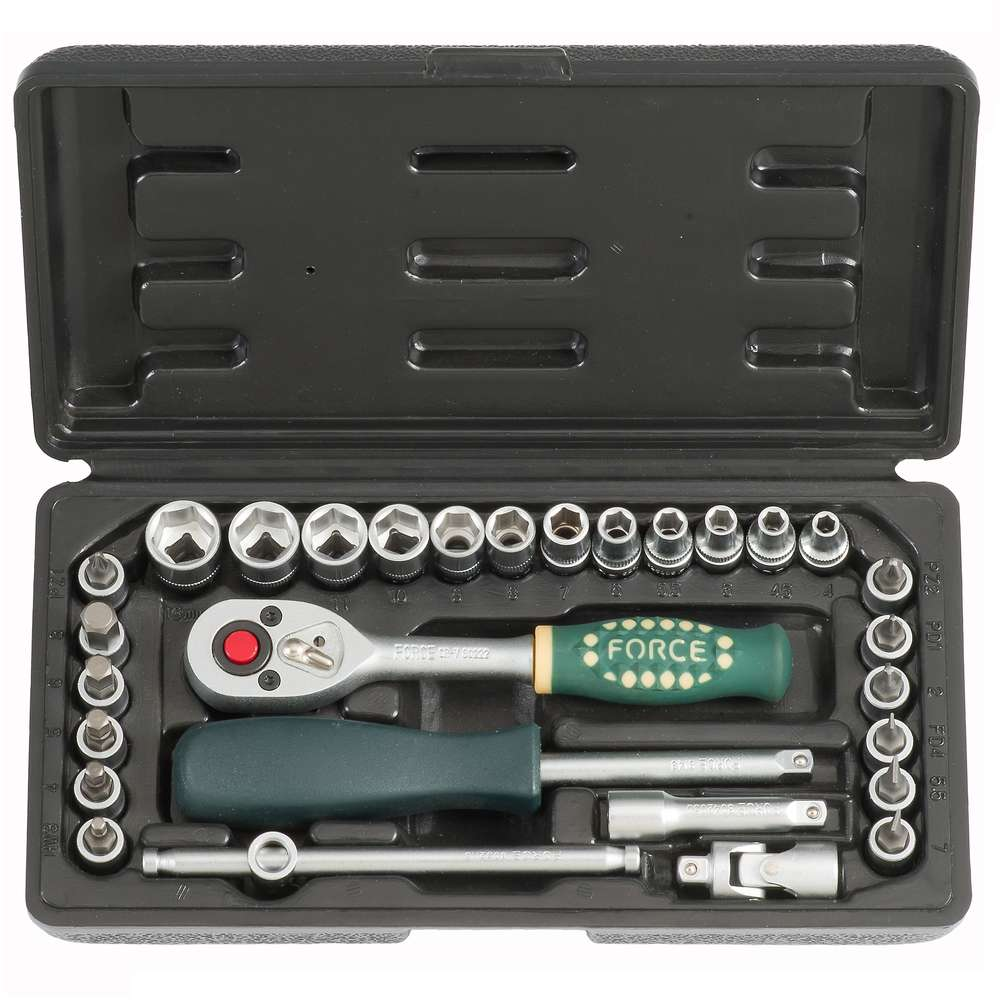 27pc Socket set